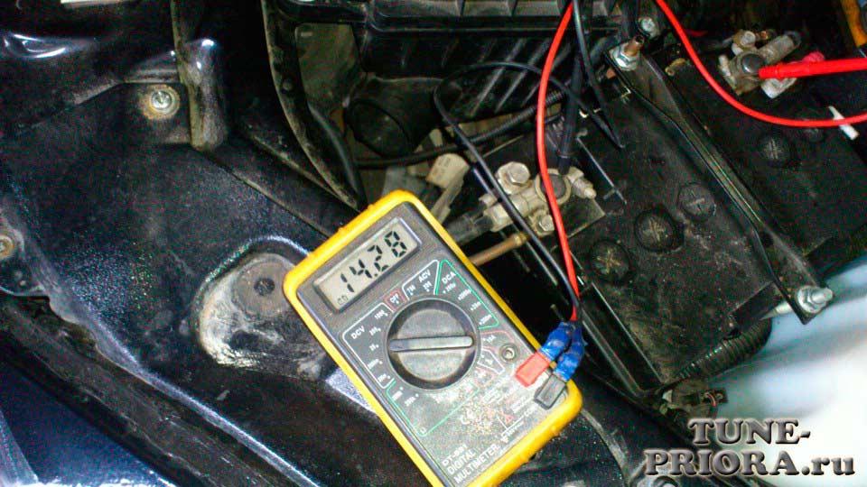 img 569 - Увеличить напряжение на генераторе диодом