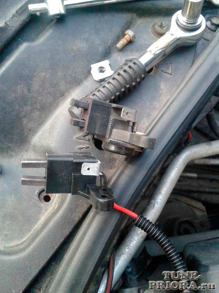 Реле зарядки генератора приора