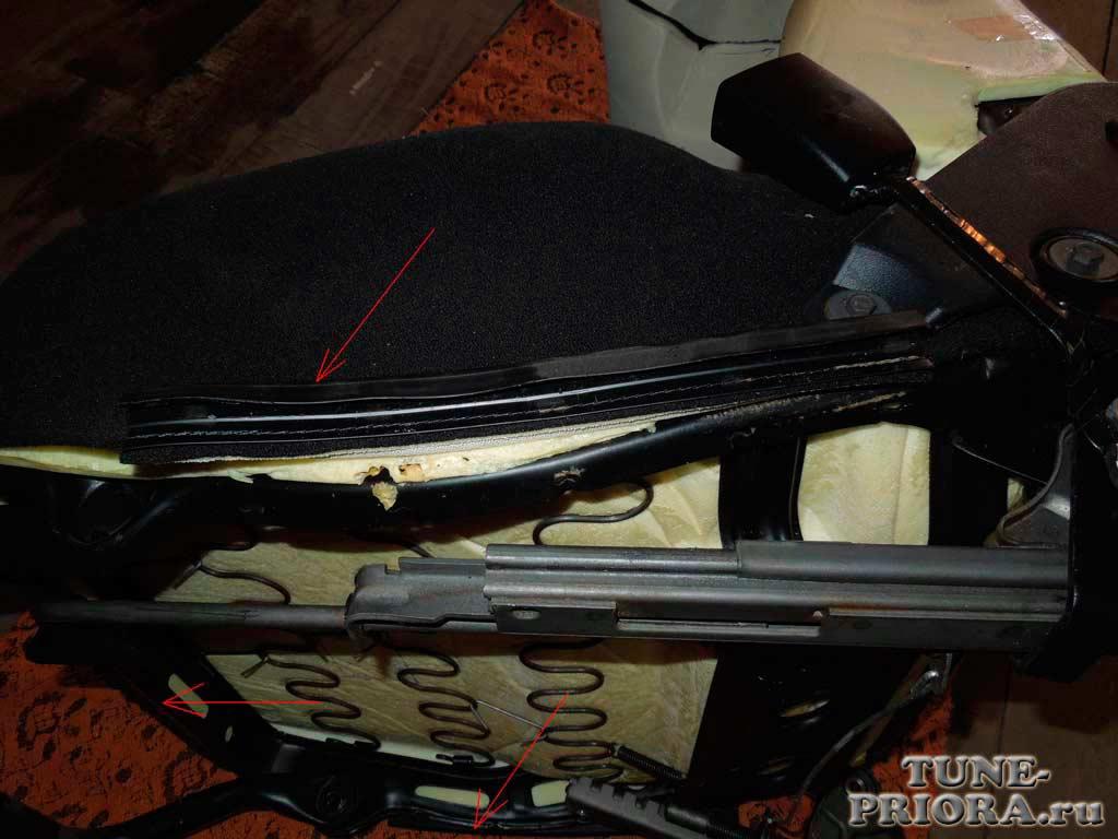 img 020 - Штатный обогрев сидений приора
