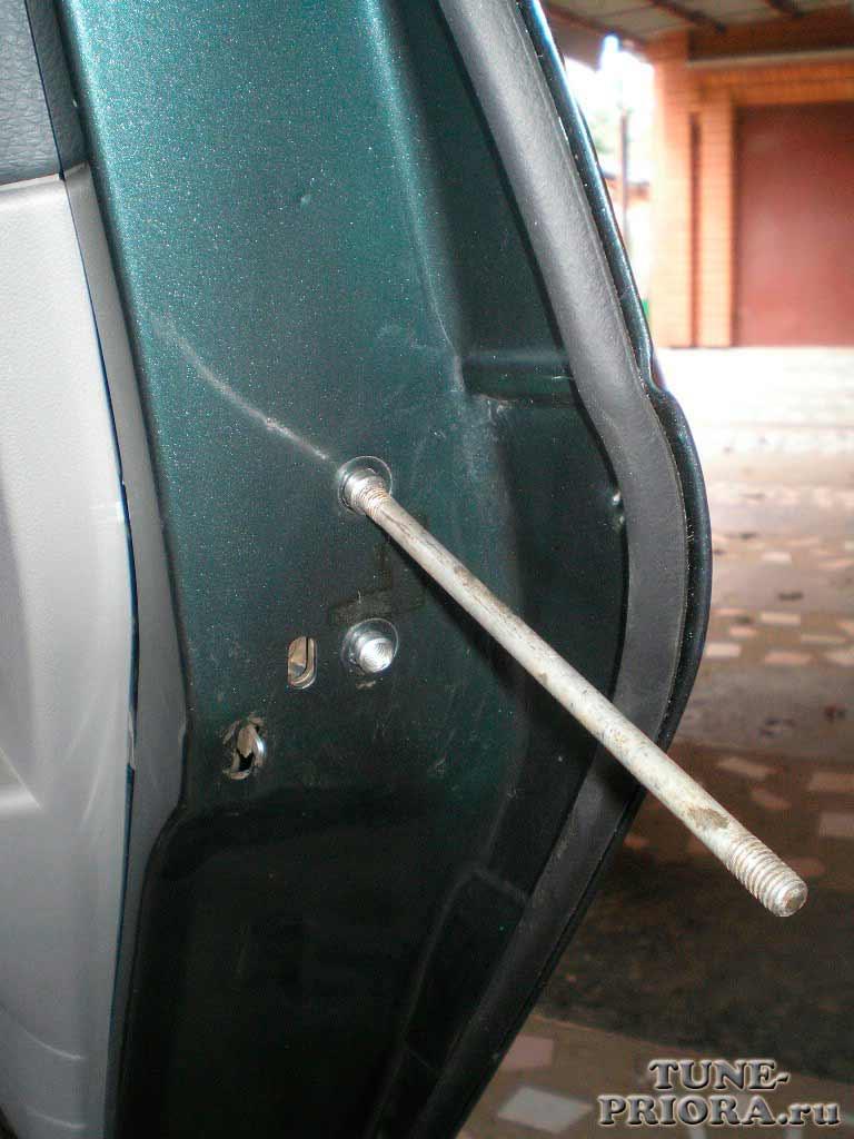Как сделать двери приоры