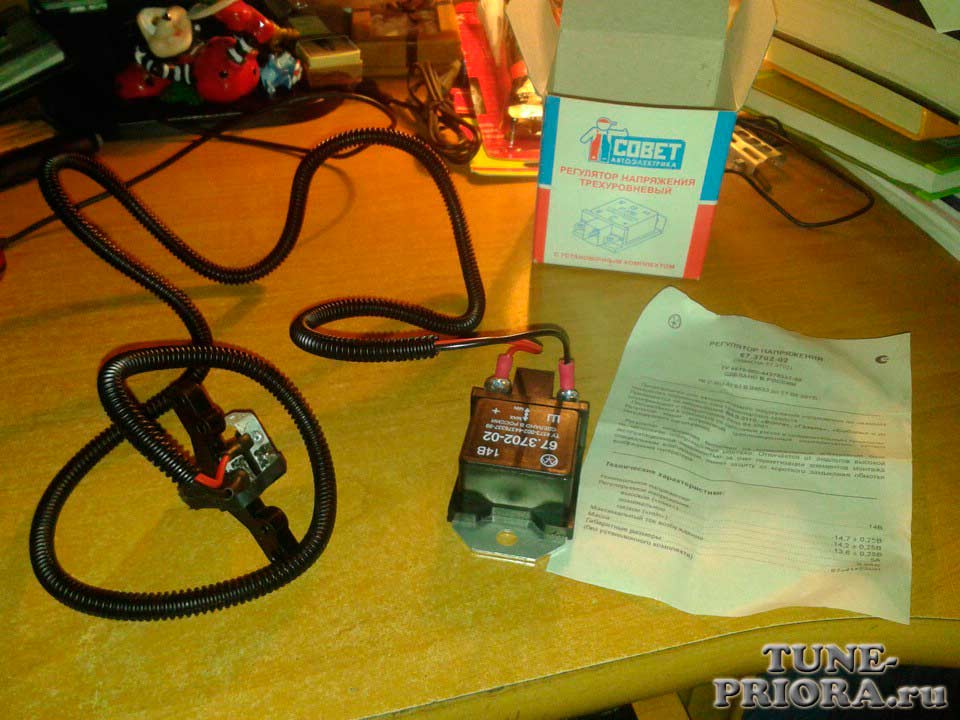 Фото №17 - доработка генератора ВАЗ 2110 установка диода